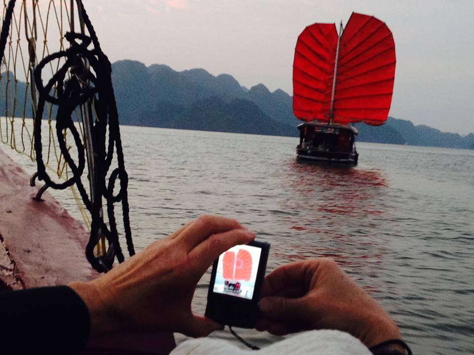 Venture off the trodden paths with Traditional Sailing Junk – One Day Cruise from Cat Ba Island